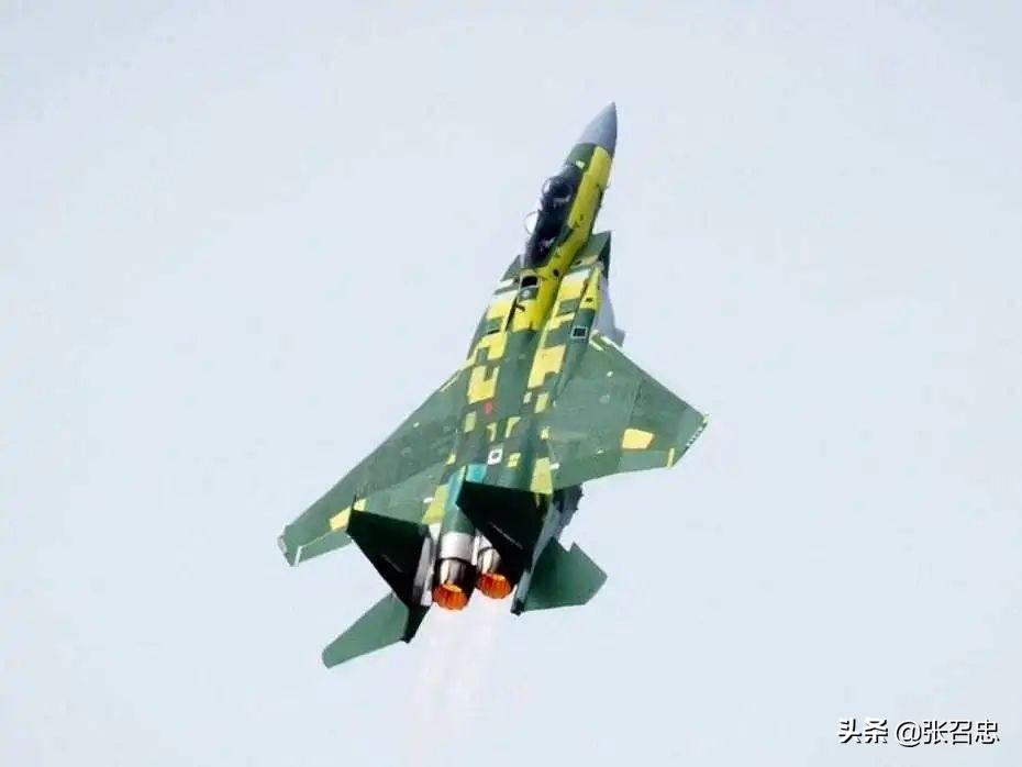 改进型F-15首飞,价格居然是F-35的2.5倍!| 图说安卓版