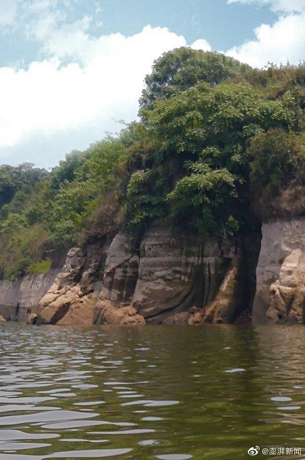 被淹半世纪唐代坐佛重露真容 专家呼吁保护安卓版