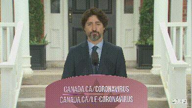 """""""特朗普威胁出兵镇暴你怎么看?"""" 加拿大总理沉默了安卓版"""
