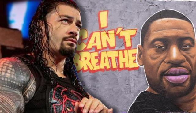 WWE罗曼、塞纳就种族歧视发声!巨石强森怒怼暴行警察安卓版