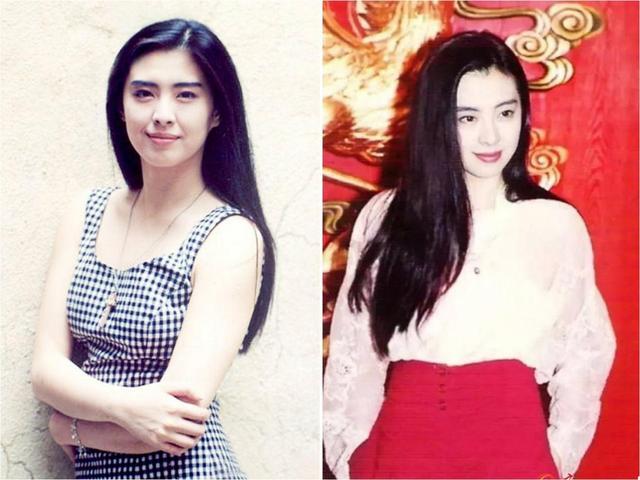 80年代的香港女明星,有特色的美真的不分年代 时尚潮流 第21张