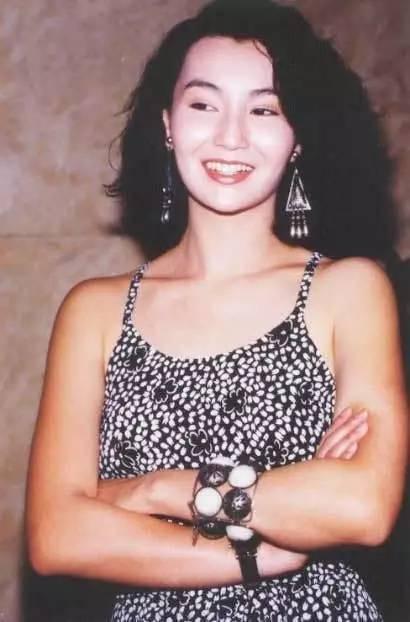 80年代的香港女明星,有特色的美真的不分年代 时尚潮流 第36张