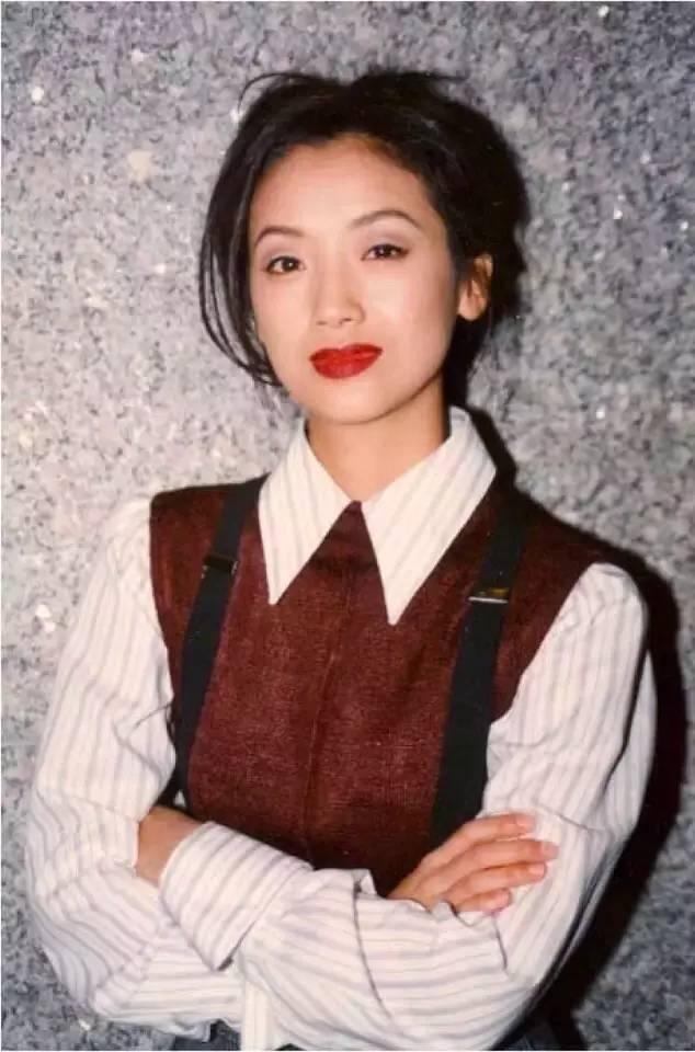 80年代的香港女明星,有特色的美真的不分年代 时尚潮流 第35张