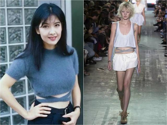 80年代的香港女明星,有特色的美真的不分年代 时尚潮流 第6张