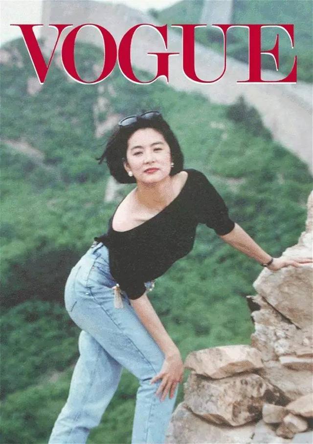 80年代的香港女明星,有特色的美真的不分年代 时尚潮流 第34张