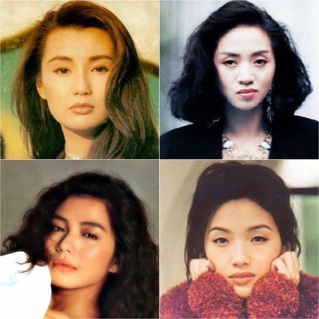 80年代的香港女明星,有特色的美真的不分年代 时尚潮流 第38张