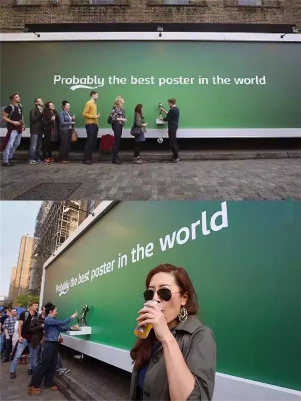 """2个让人拍手叫绝的神创意广告"""""""
