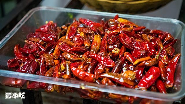 平顶山小路里的美食——烧椒面,一种你从未尝试过的辣插图13