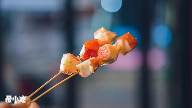 平顶山小路里的美食——跨界小哥的风格炸串,吃起来究竟是哪样?插图2