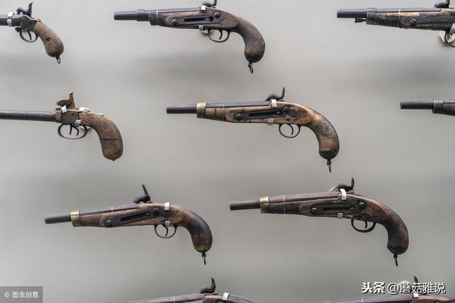 火器中华,中华自古引以为傲的火药技术,为何在清朝时期远远落后于世界?
