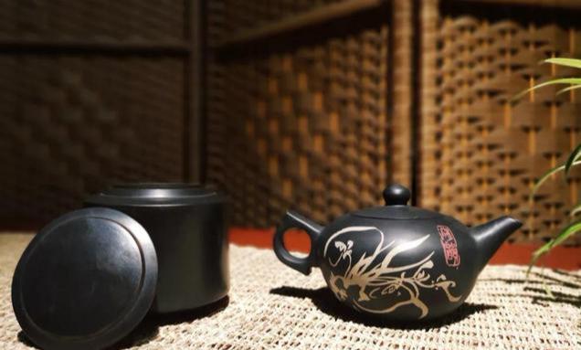 紫陶茶具,泡出的不仅仅是茶 紫陶特点-第9张