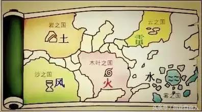 土影傀儡,《火影忍者》五大国实力排行浅谈