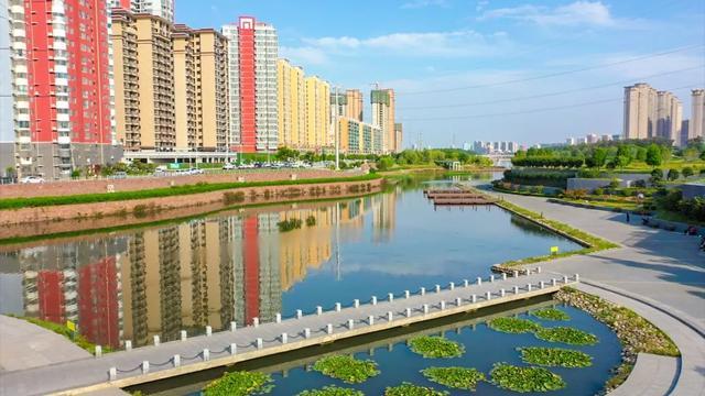 羡慕!一次交付5栋楼,生态园旁、湛河畔这个小区越来越香了_平顶山生活网插图2