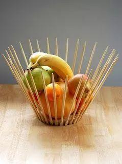 一次性筷子,用完就扔不环保,8个DIY超有用插图4
