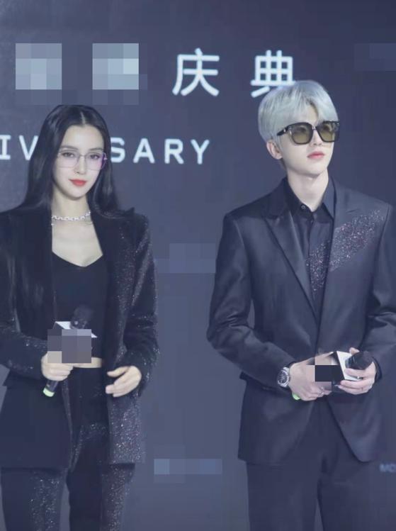 黄晓明李菲儿浪姐镜头被删,合作导演发声,称黄晓明仍在专心拍戏 全球新闻风头榜 第4张