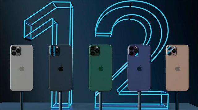 除了iPhone 12,苹果另有四款新品同样值得期待