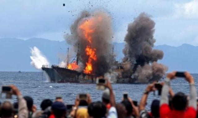 怂恿渔民越境非法捕捞,越南无视我国禁令的代价:11艘渔船被扣押-第5张