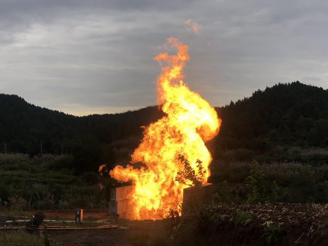 四川盐亭,天然气取得战略新突破,成为天然气规模增储新阵地
