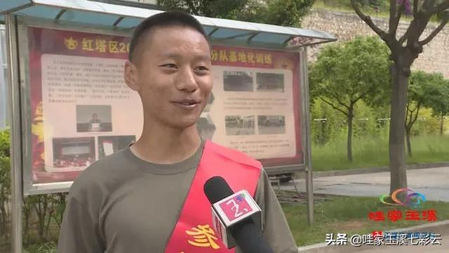 玉溪:双胞胎大学生同圆参军梦-第6张