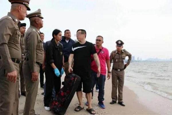 广东女子泰国生子3月后,被丈夫杀害藏尸行李箱,女子家属:死刑-第3张