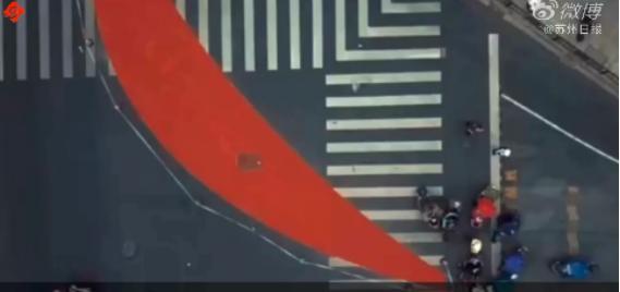 【热点】苏州路口试点设置右转危险区_pc加拿大28
