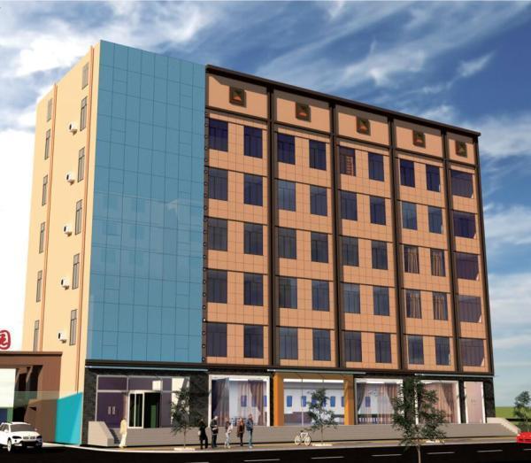 平顶山鑫鸿嘉园办公楼修建规划公示 紧邻三七街6层建筑插图3