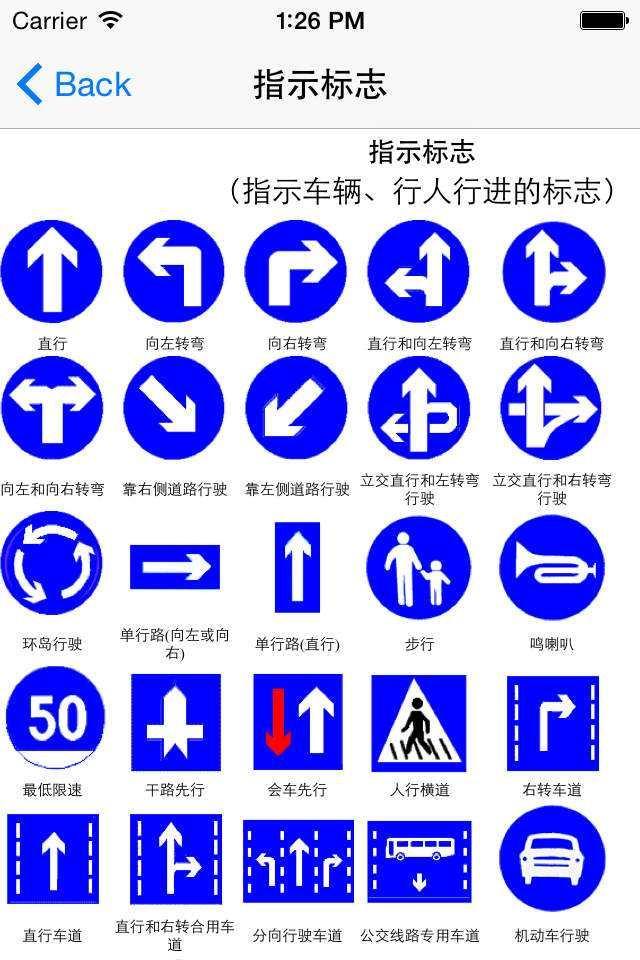 考驾照:科目一理论知识太多记不住,记住这些图片标识会事半功倍插图(9)