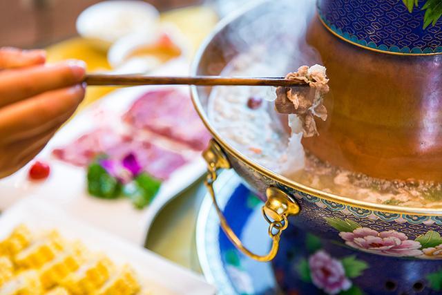 平顶山这家店,超接地气撸串+称霸京城500年的景泰蓝铜锅涮羊肉!插图