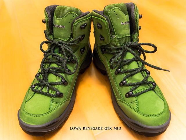 登山鞋選購,美國的Merrell和德國的Lowa開箱體驗