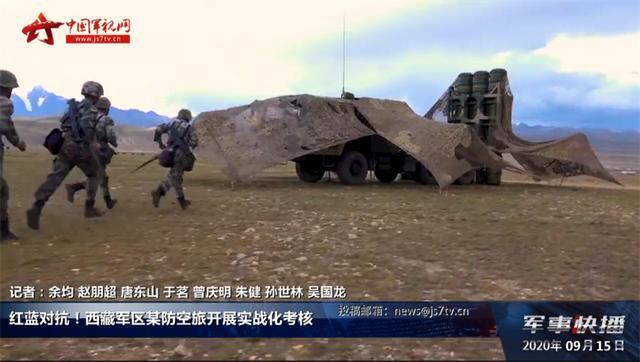 """西藏军区精准摧毁""""敌""""无人机蜂群 红旗-16B现身-第5张"""