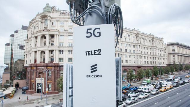 仅18个月!爱立信为Tele2在俄罗斯部署了2.5万个5G-ready基站【www.smxdc.net】