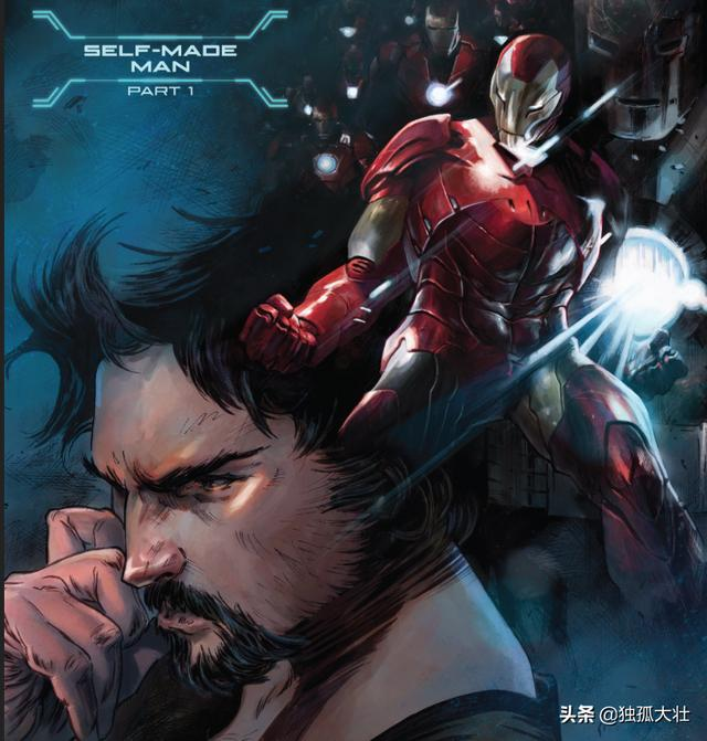 《钢铁侠2020》为了拯救托尼·斯塔克,小辣椒再次穿上战甲