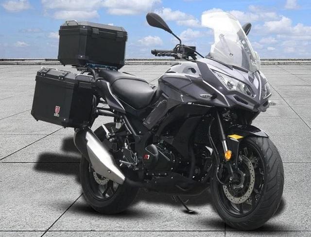 诺马推出拉力旅行车,酷似川崎异兽,配腾森轮胎和双通道ABS
