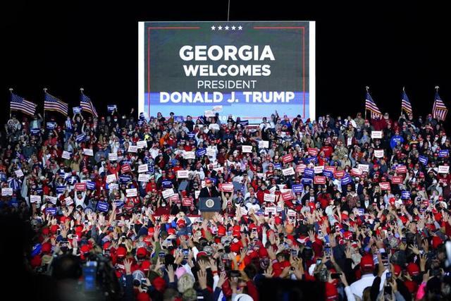 让大选飞一会,佐治亚州宣布重新计票,六个摇摆州都不愿当出头鸟 全球新闻风头榜 第2张