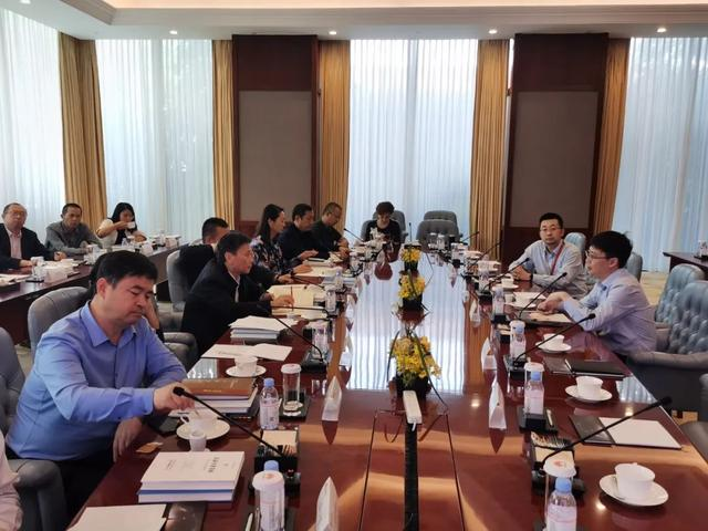 新疆中泰集团领导一行赴华为公司学习交流企业数字化转型