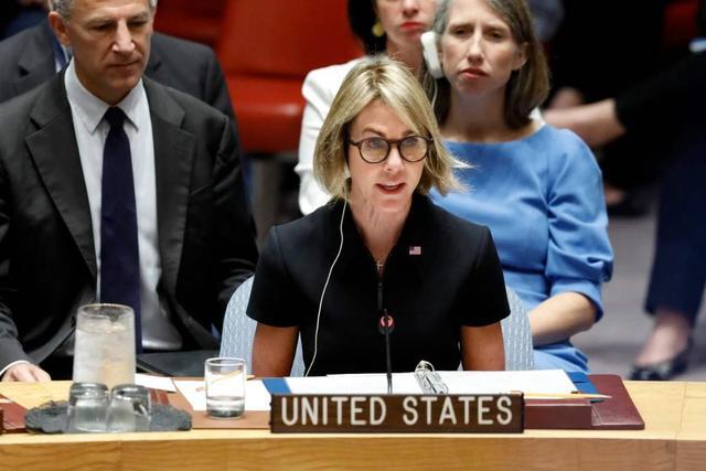 """对会议内容""""感到恶心""""?联合国大会上,美代表突兀发言引众怒-第2张"""