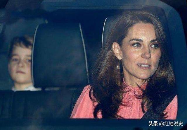 凯特王妃终于出手了!带着3萌娃庆祝父亲节,妯娌暗战一触即发