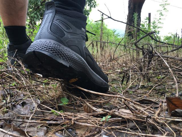 實測KEEN Explore登山鞋,體驗越野跑鞋和登山鞋的區別