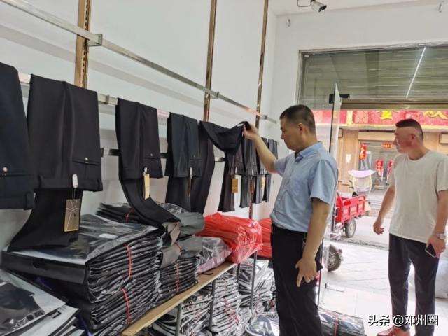 穰东·中国裤业基地:展示中心形象初露,外地客商闻名而至-今日股票_股票分析_股票吧
