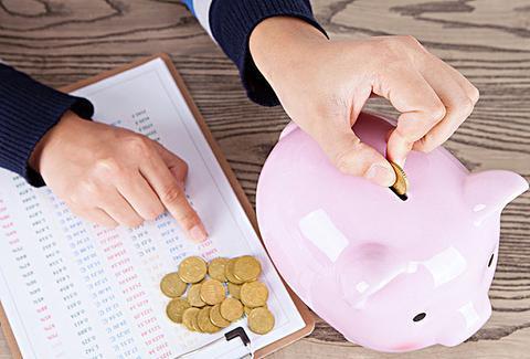 """理财的第一步""""储蓄""""——不会存钱,赚再多的钱也留不住"""