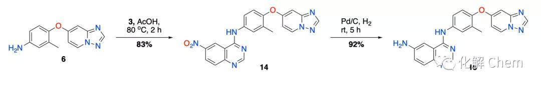 New synthetic route of Tucatinib, a new anti-breast cancer drug