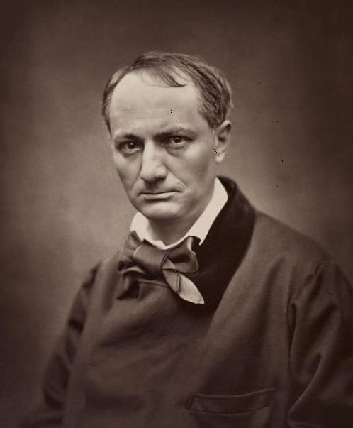 诗人,法国大诗人波德莱尔,这十句惊艳阴郁的诗,感受他的忧郁和孤独