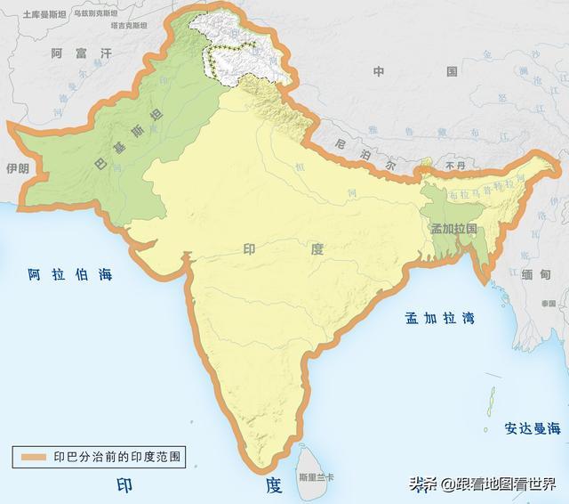 孟加拉国:东巴基斯坦独立为孟加拉,让印度成为南亚区域霸权?