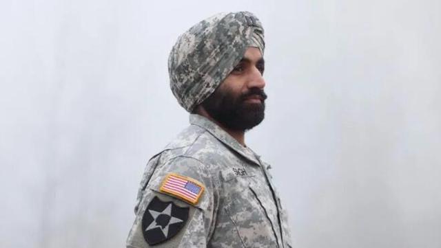 别的国家士兵都戴头盔,为何只有印士兵裹头巾?不怕被爆头吗-第2张