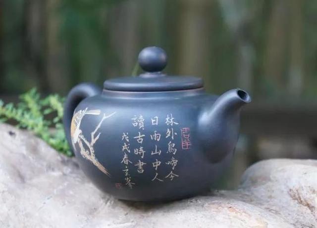 剑胆琴心-朱玄峰工笔紫陶作品赏析 紫陶特点-第3张