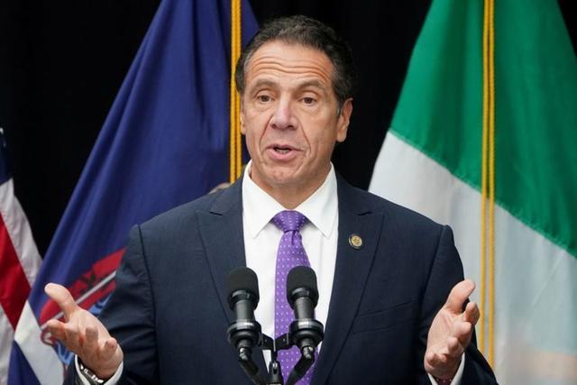 美国各地疫情大暴发 纽约州宣布隔离新规