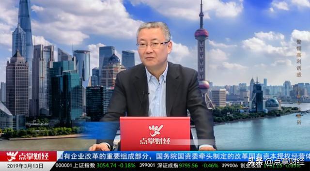 钱启敏看中国股市,钱启敏:上涨不可以停,停下来很危险!