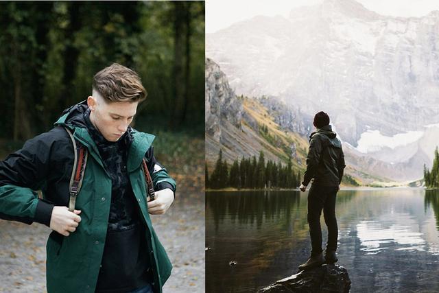 诺亚彩票下载wx17 com風潮URBAN OUTDOOR穿搭,登山裝也是街頭潮流