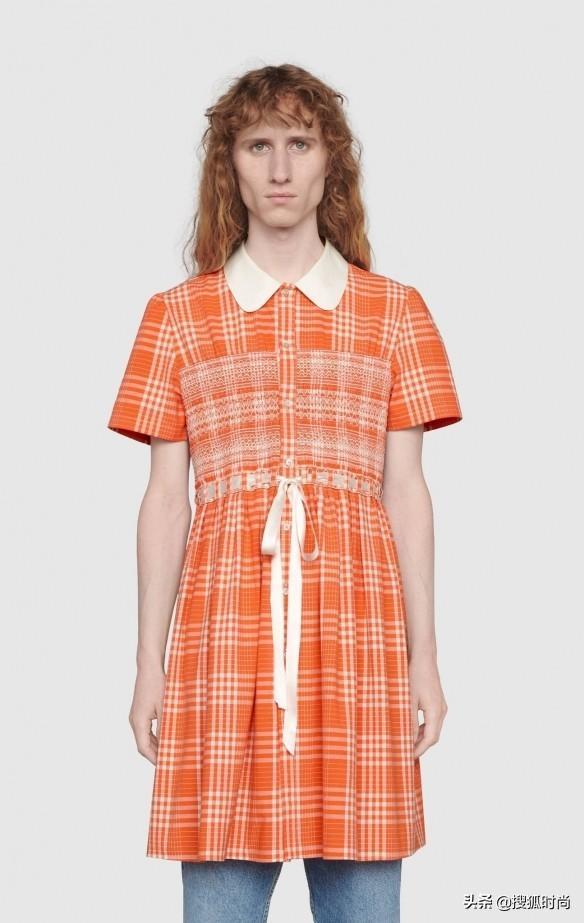 Gucci推出售价一万五的男士蝴蝶结连衣裙,男同胞们会买吗?【www.smxdc.net】 全球新闻风头榜 第2张