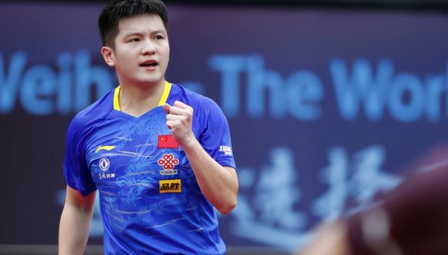 最难打的对手,最精彩的决赛!樊振东4:3战胜马龙夺得世界杯男单冠军